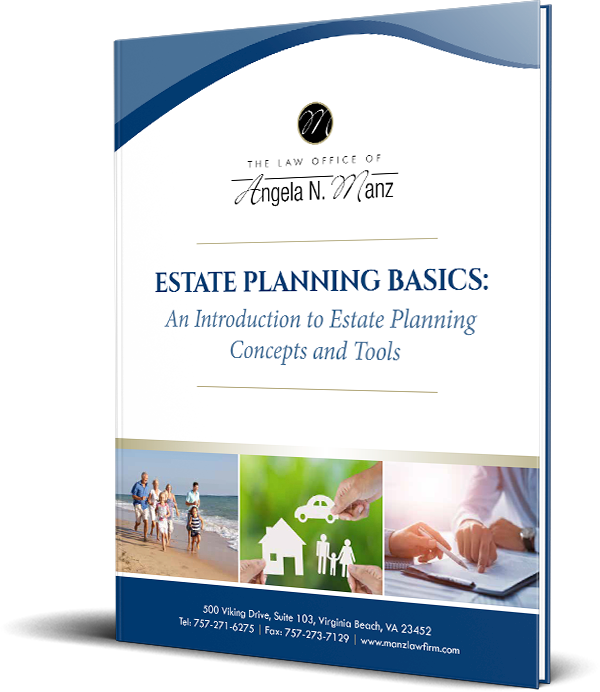 Estate Planning Basics booklet cover